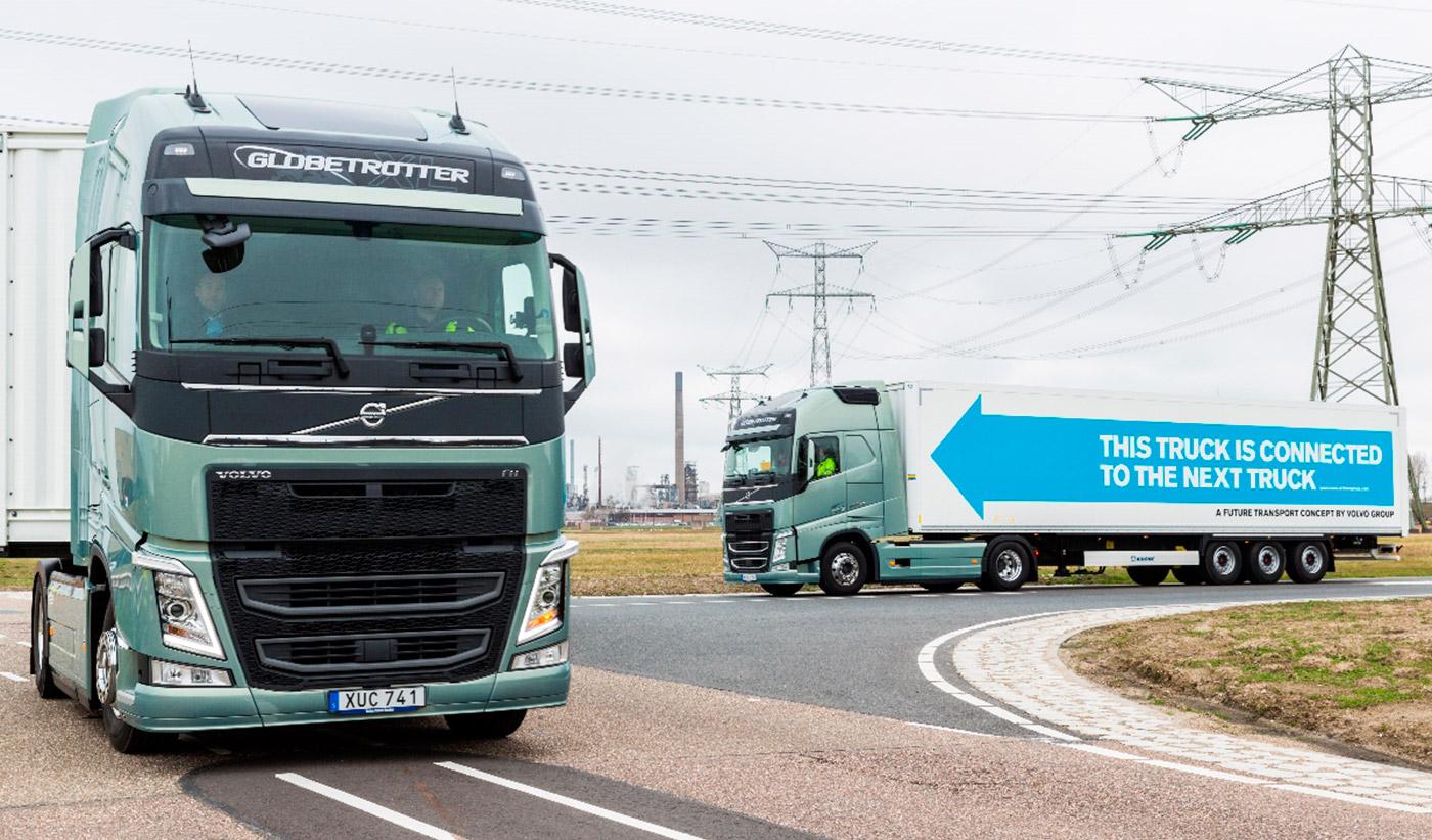 Photo of 15 camioane robotizate au parcurs Europa