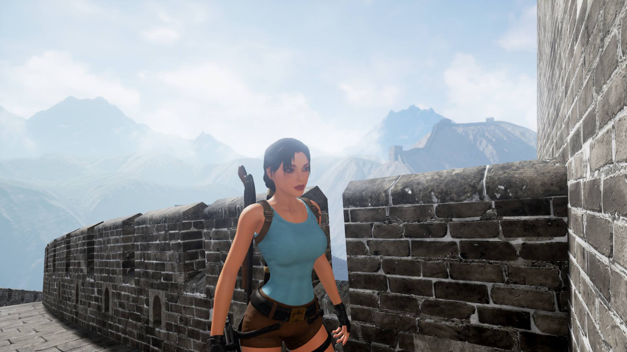 Photo of Tomb Raider 2 refacut in Unreal Engine 4