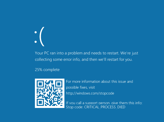Photo of Windows 10 a debutat Blue QR Code of Death – Dar si o bresa masiva de securitate
