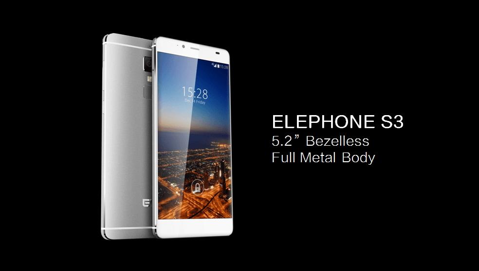 Photo of Elephone S3 promovat printr-un clip amuzant
