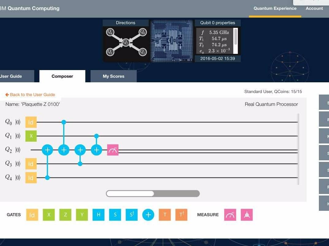 Asa arata softul computerului cuantic