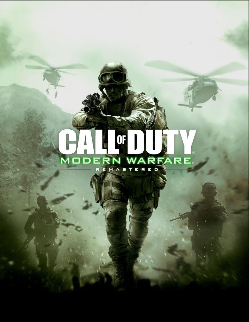 Photo of Detalii despre Call of Duty Modern Warfare Remastered