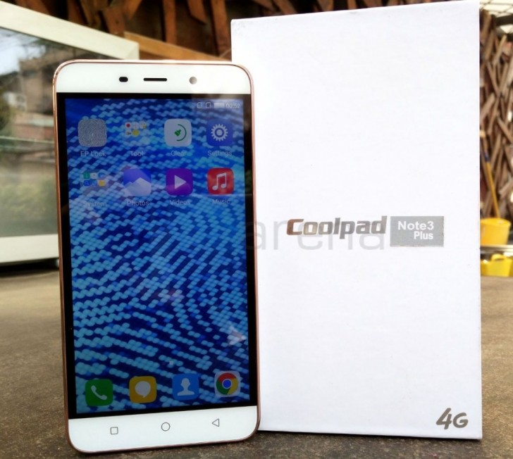 Photo of Coolpad Note 3 Plus -Copie de iPhone la 135 de dolari