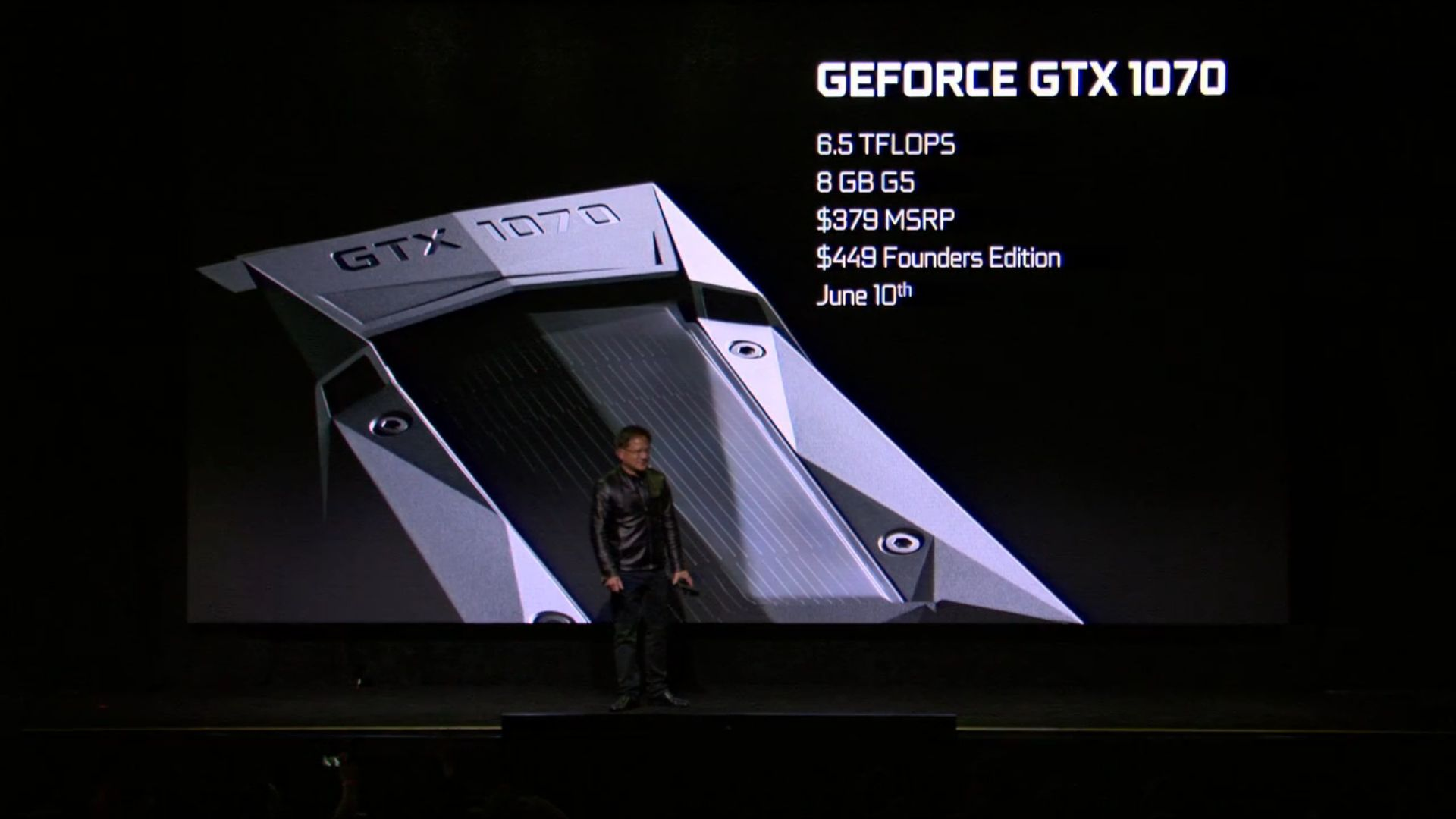 Photo of Nvidia GeForce GTX 1070 a fost dezvaluit