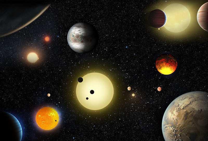 Nasa a anuntat 1284 de planete noi