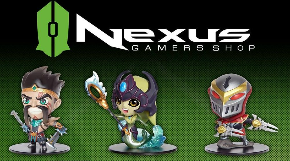 Photo of Nexus Gamers Pub aduce la East European Comic Con produse League of Legends