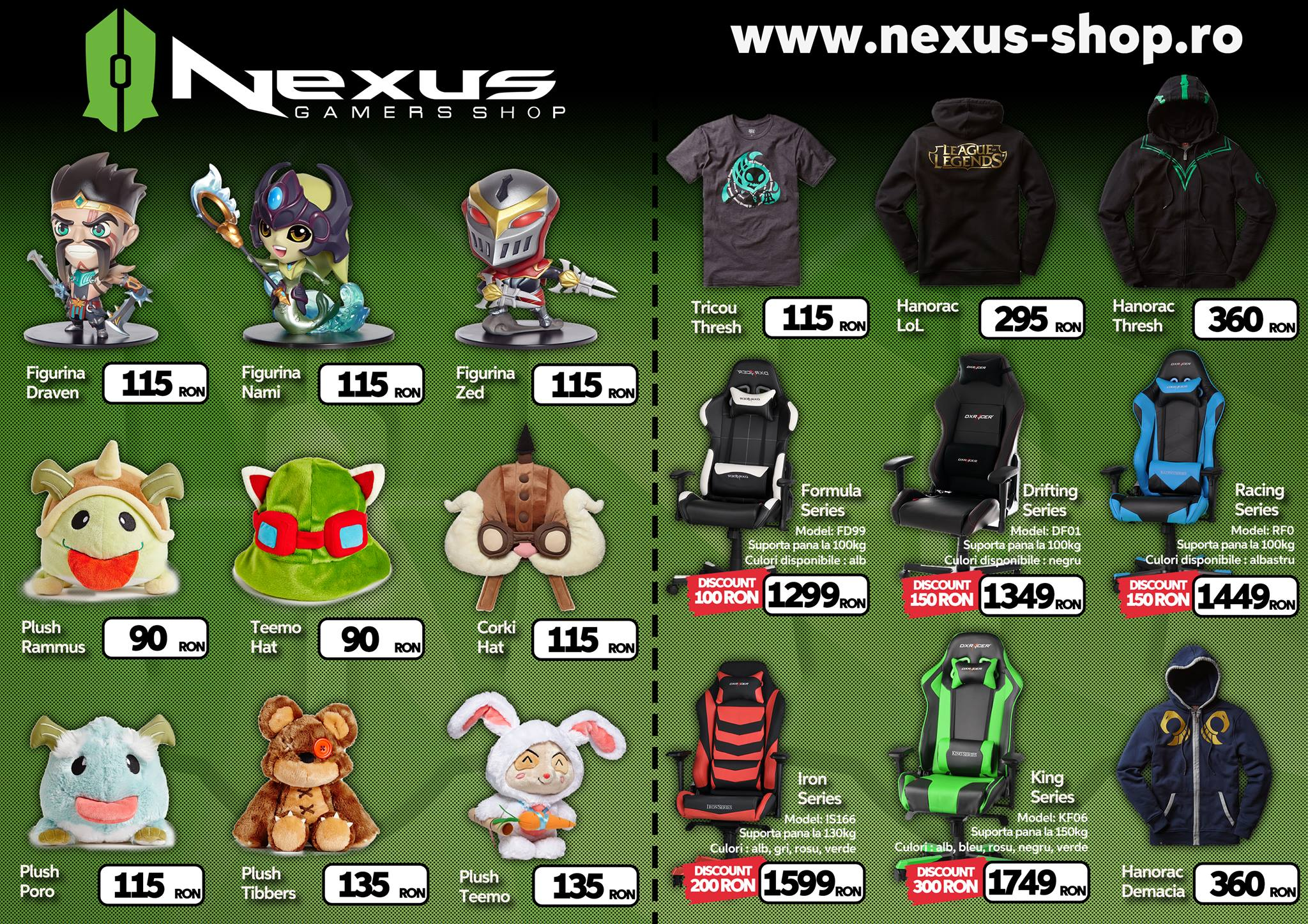 Nexus Shop