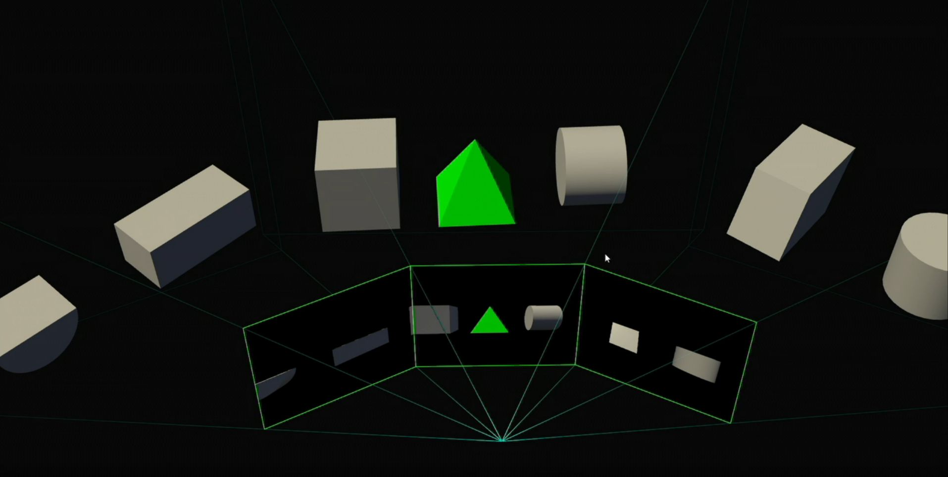 Photo of Nvidia Simultaneous Multi-Projection
