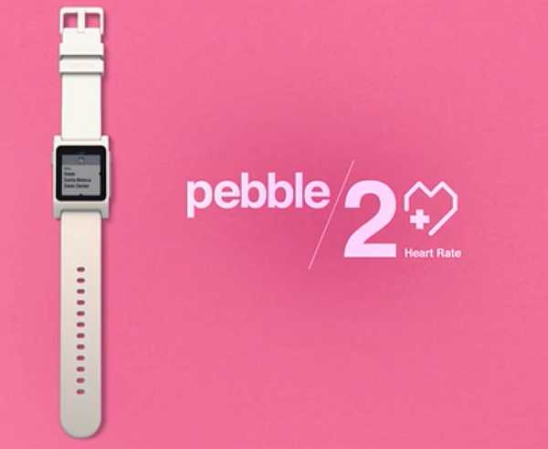 Pebble 2 - Fitness watch