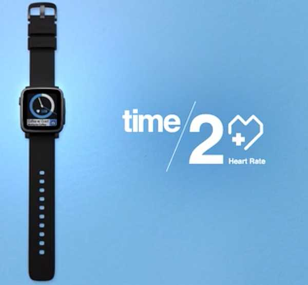 Pebble Time 2 Professional watch