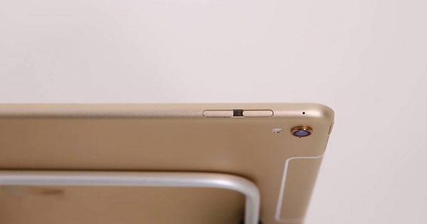 iPad Pro 9.7 - Camera Spate