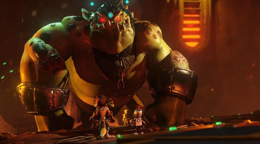 Ratchet & Clank 4