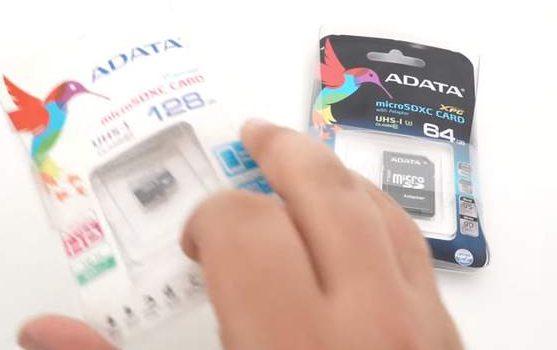 Review ADATA Premier si XPG microSDXC (1)