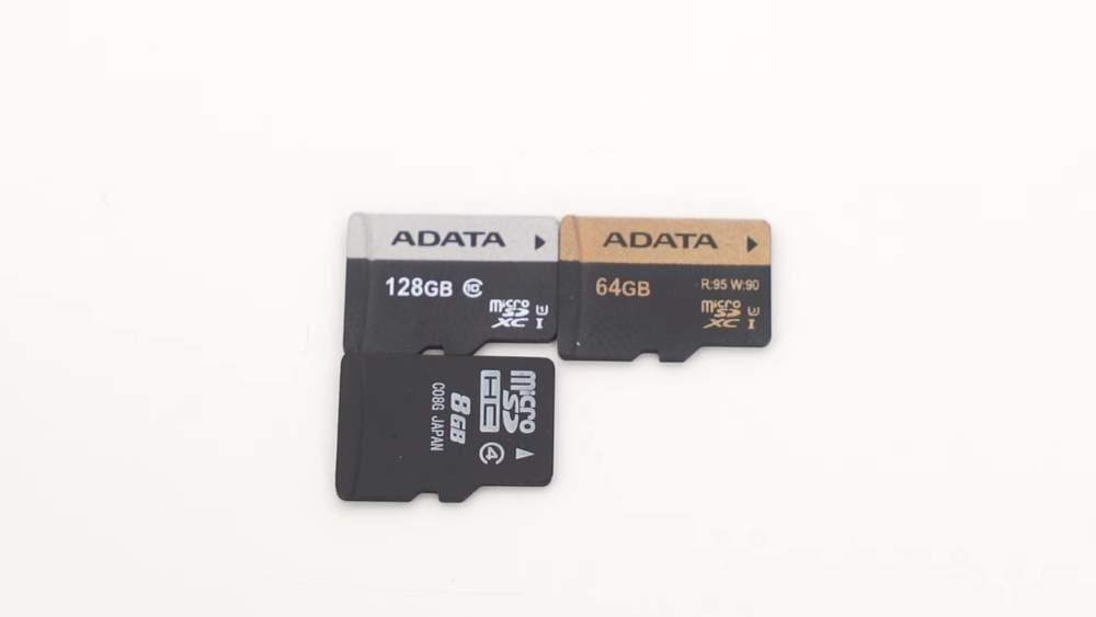 Review ADATA Premier si XPG microSDXC (5)