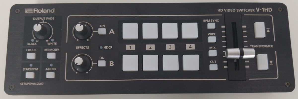 Roland V-1HD Switcher