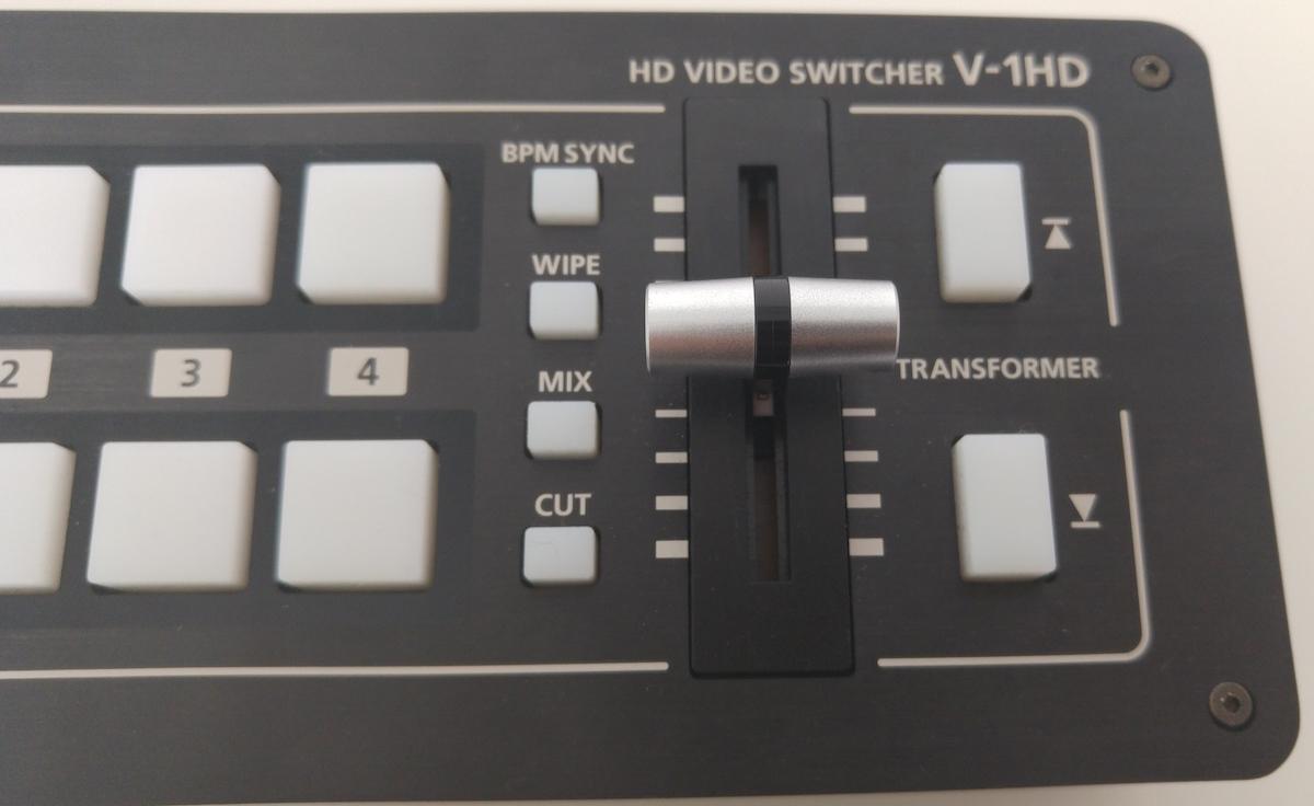 Roland V-1HD transform