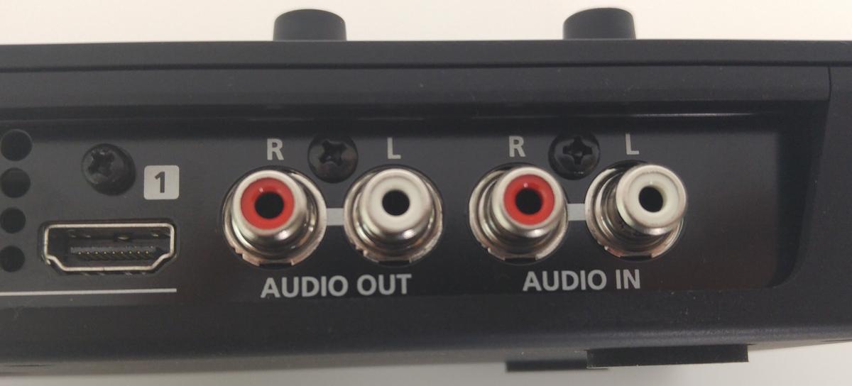Roland V-1HD RCA