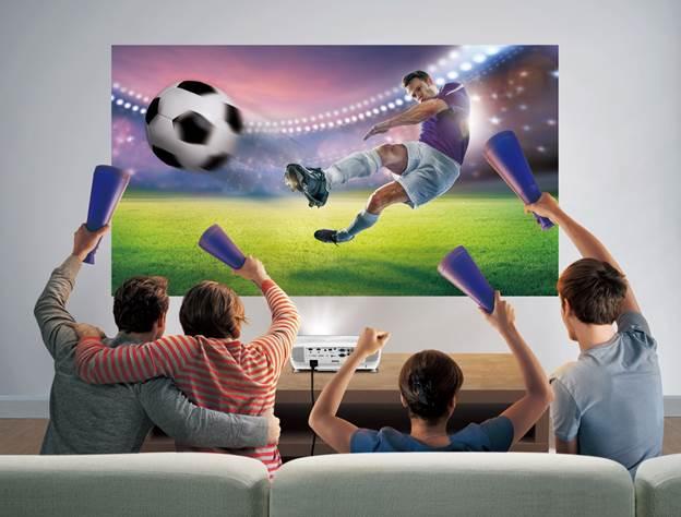 Photo of BenQ redefineşte experiența unui meci de fotbal pe proiector,  oferind noi modele dedicate competiției EURO 2016