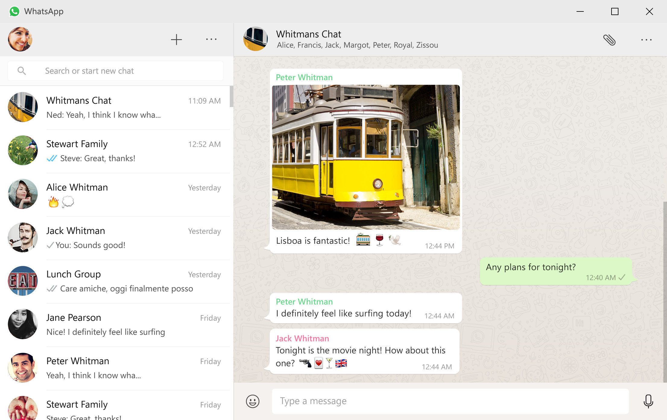 Photo of WhatsApp are acum o aplicatie de Windows si OSX