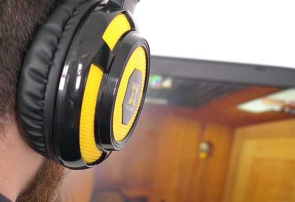 X by SeriouX Camiron Gaming headset