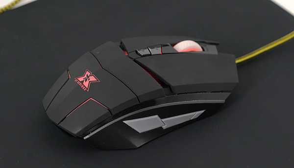 X by Serioux Devlin Gaming Mouse