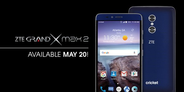 Photo of ZTE Grand X Max 2 are doua camere principale