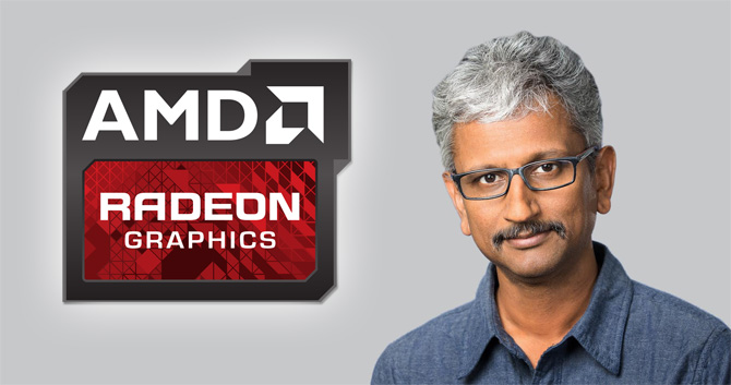 Photo of Raja Koduri a plecat temporar de la conducerea Radeon Technologies Group