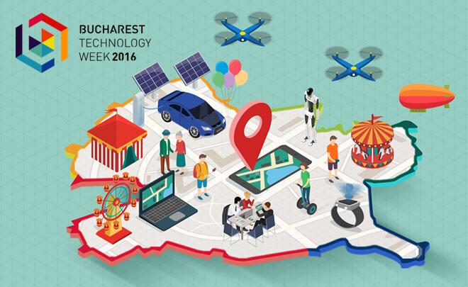Photo of Prezentarea evenimentului Bucharest Technology Week – Video