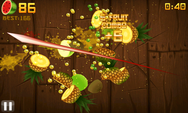 Photo of Fruit Ninja devine film