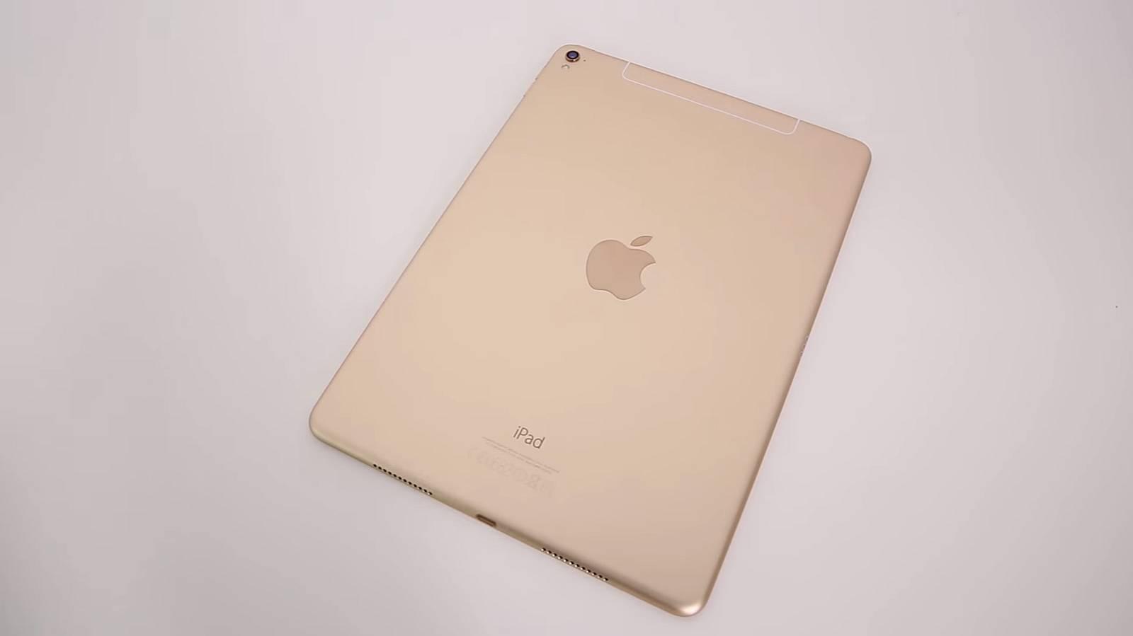 iPad Pro 9.7 - Carcasa spate