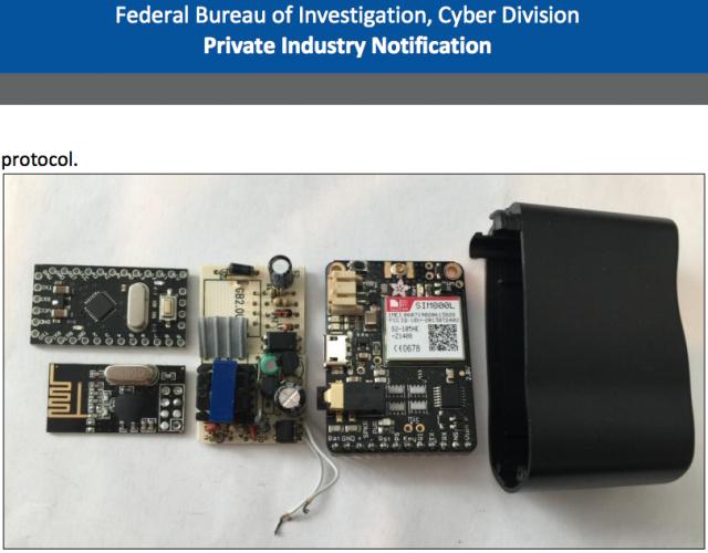 Photo of FBI avertizeaza ca incarcatorul de la telefon te poate spiona