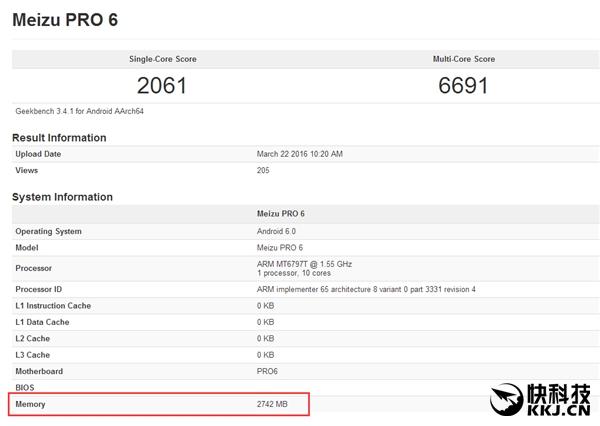 Photo of Meizu Pro 6 ar putea veni si in varianta cu 3GB RAM