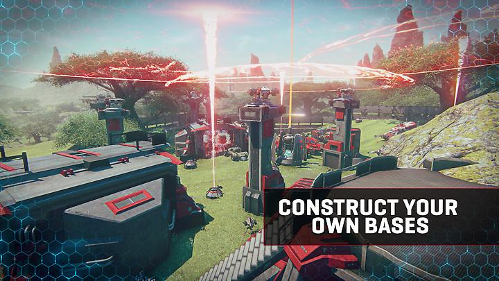 Photo of PlanetSide 2 primeste constructie de baze