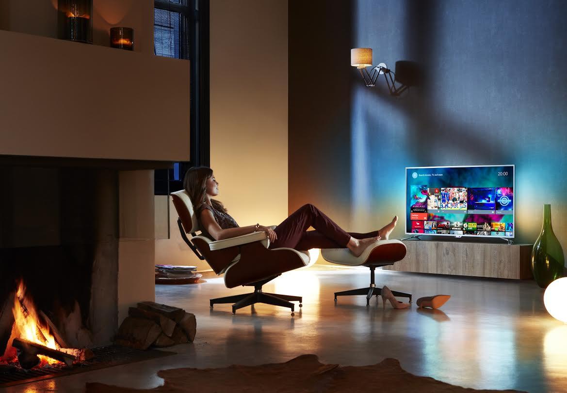Photo of Seria 6000 Philips TV vine cu suport pentru HDR, Ambilight si rezolutia 4K