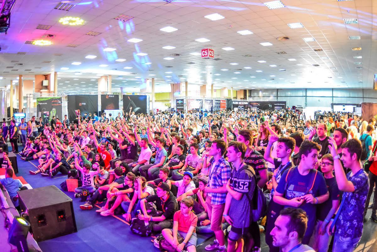 Photo of ESL Arena a fost vizitat de mai bine de 40 de mii de oameni
