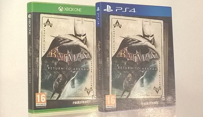 Photo of Batman: Return to Arkham amanat indefinit