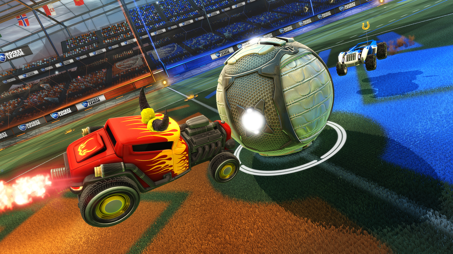 Photo of Rocket League introduce elemente cosmetice