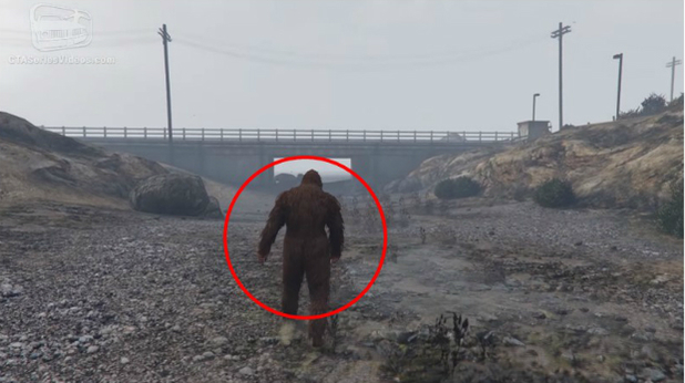 Photo of Big Foot a fost zarit intr-un final in GTA V