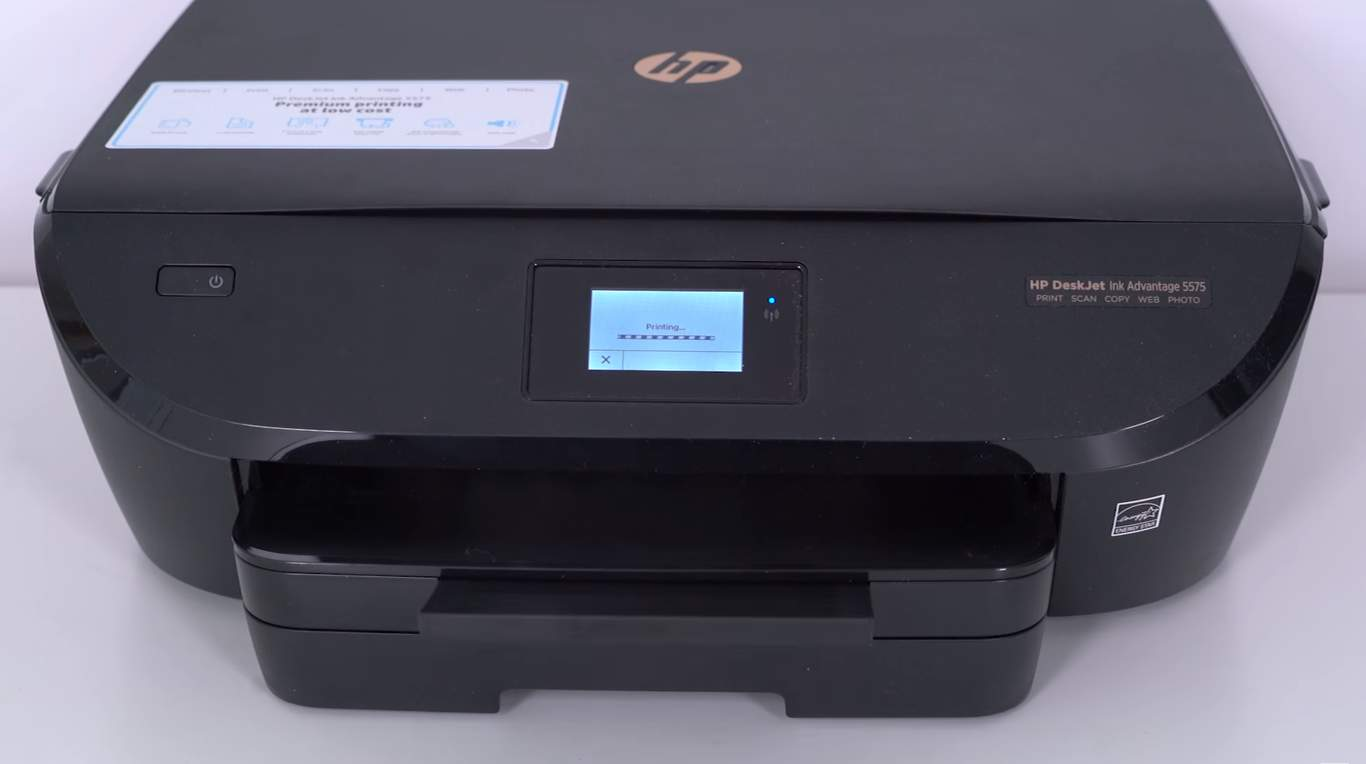 Photo of Review HP Deskjet Ink Advantage 5575