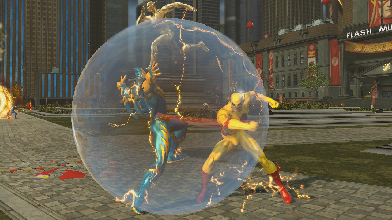 Photo of Prima dovada ca NetherRealm lucreaza la Injustice 2 a ajuns online