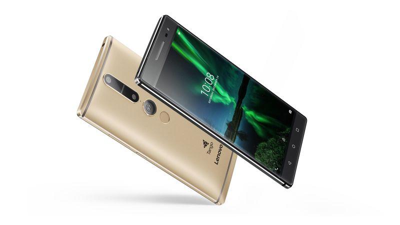 Photo of Lenovo Phab 2 Pro este primul telefon Tango de pe piață