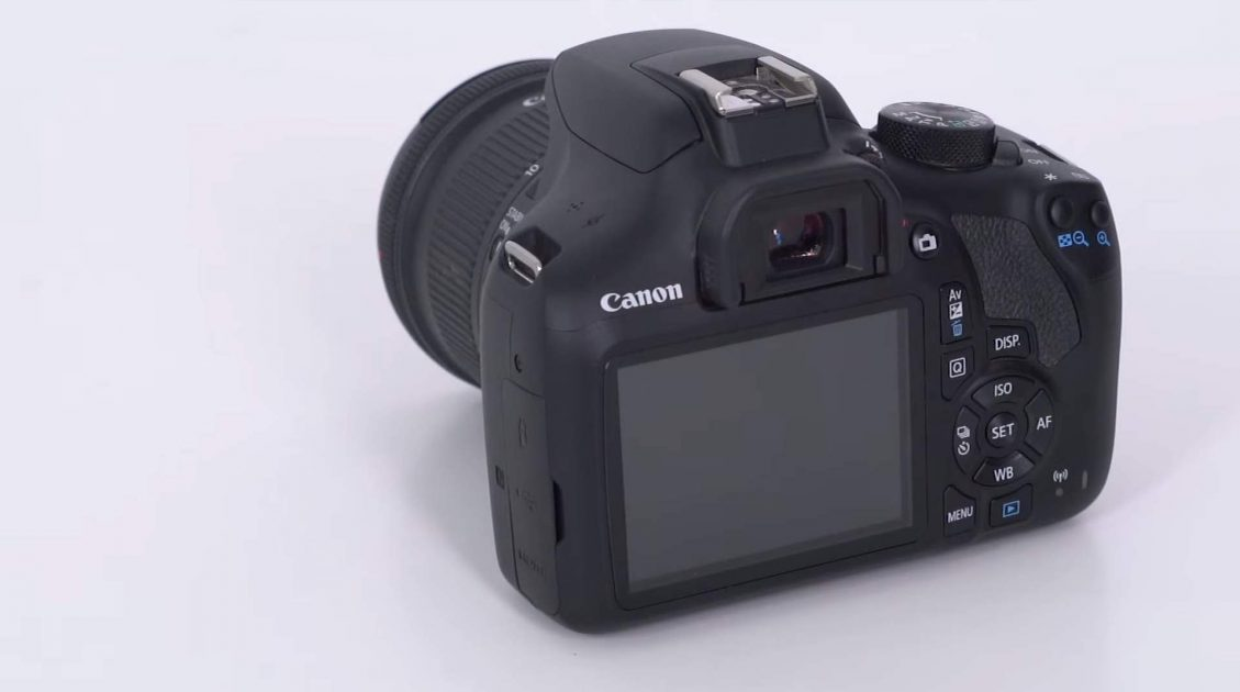 Review Canon 1300D DSRL 001