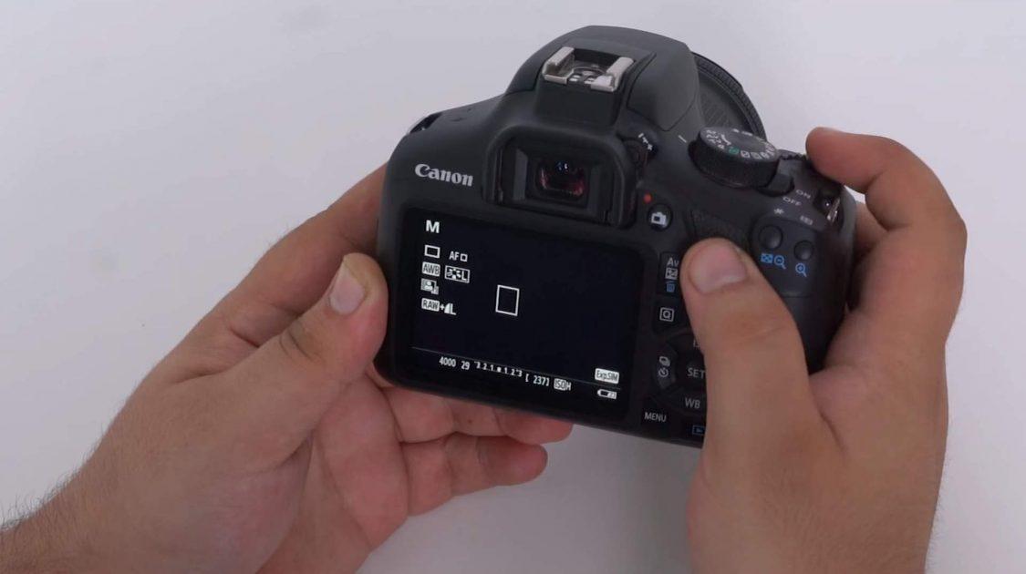 Review Canon 1300D DSRL 004