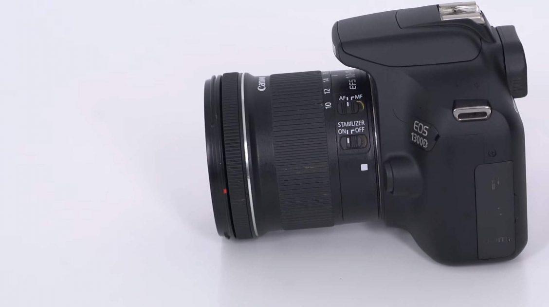 Review Canon 1300D DSRL 006