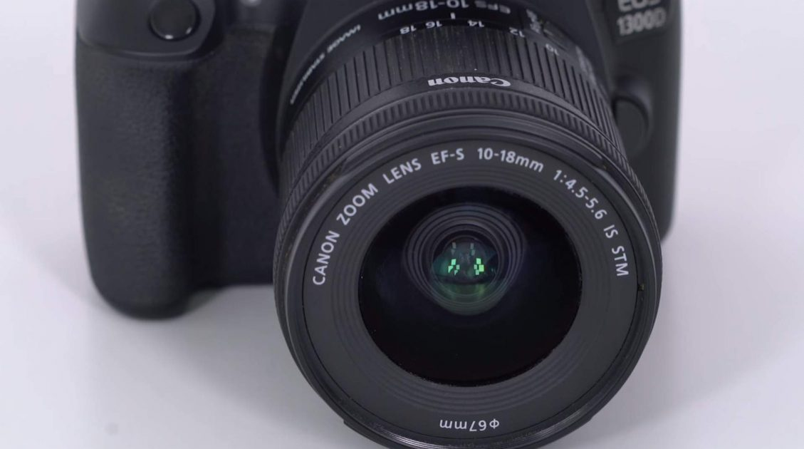 Review Canon 1300D DSRL 011