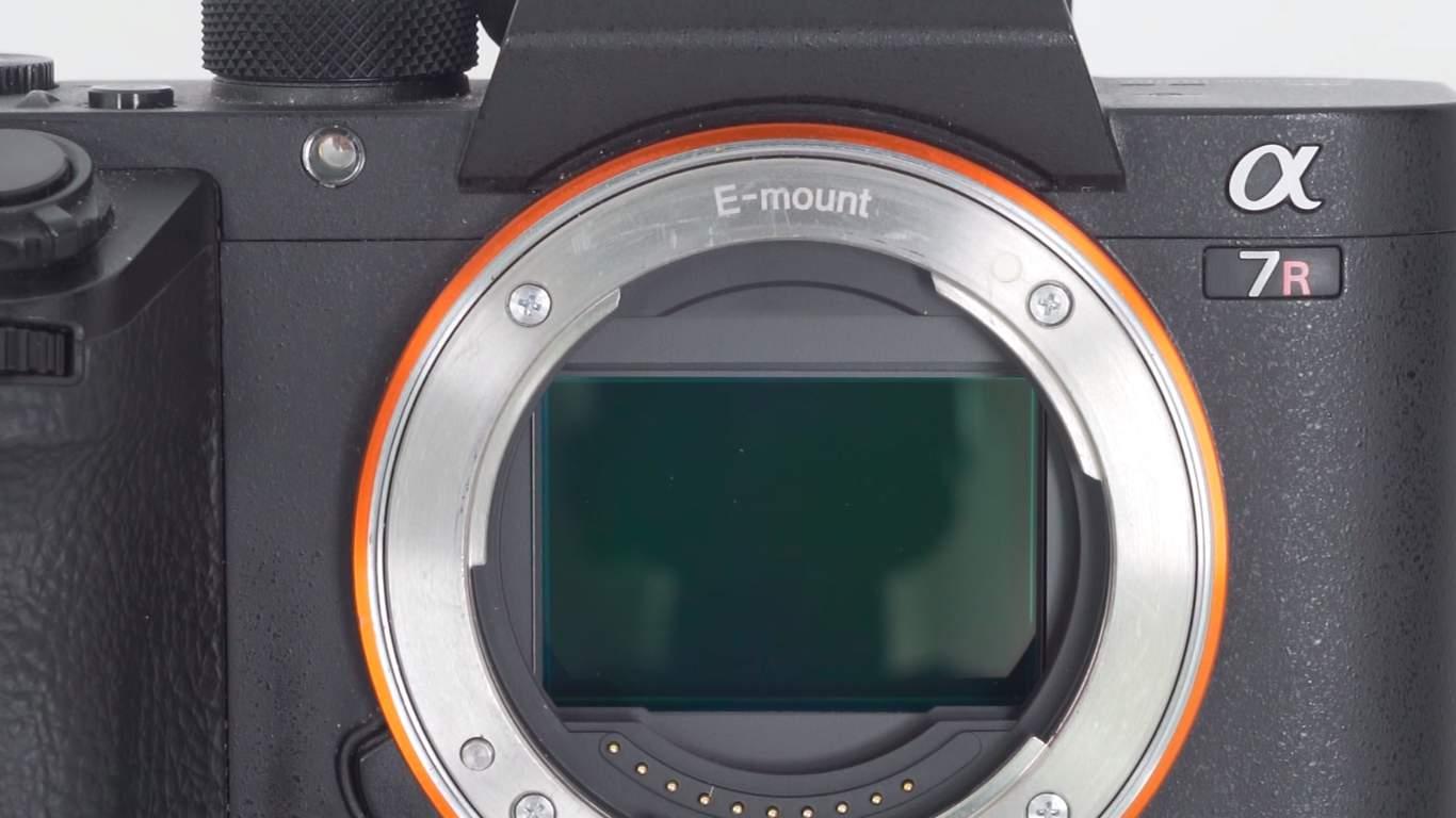 Sony Alpha A7R II - Senzorul Full Frame 2