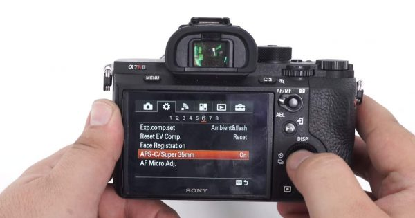 Sony Alpha A7R II 11