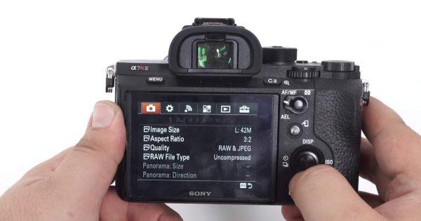 Sony Alpha A7R II 12