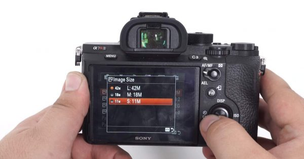 Sony Alpha A7R II 13