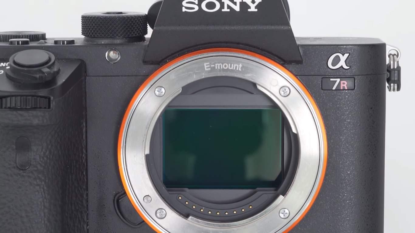 Sony Alpha A7R II - Senzorul Full Frame